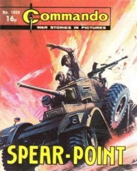 D.C. Thomson & Co.'s Commando: War Stories in Pictures Issue # 1608