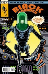 Dark Horse Comics's Black Hammer Issue # 9b
