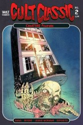 Vault Comics's Cult Classic: Creature Feature Issue # 2