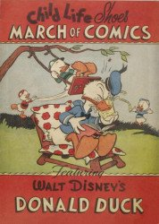Western Printing Co.'s March of Comics Issue # 20d