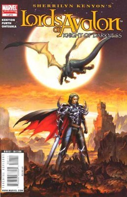 Marvel Comicss Lords Of Avalon Knights Darkness Issue 1