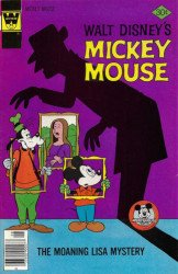 Gold Key's Mickey Mouse Issue # 174whitman