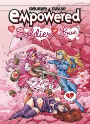 Dark Horse Comics's Empowered and the Soldier of Love TPB # 1