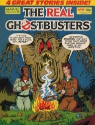 Marvel UK's The Real Ghostbusters Issue # 19
