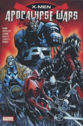 Marvel's X-Men: Apocalypse Wars Hard Cover # 1