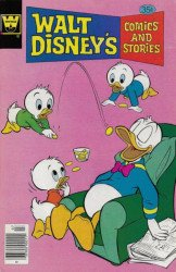 Gold Key's Walt Disney's Comics and Stories Issue # 454whitman