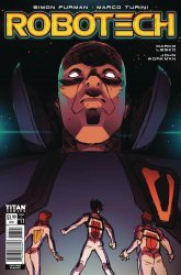 Titan Comics's Robotech Issue # 11