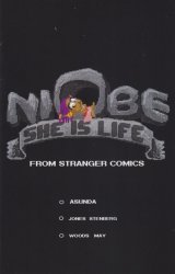 Stranger Comics's Niobe: She is Life Issue # 1njoy games
