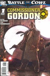DC Comics's Batman: Battle for the Cowl - Commissioner Gordon Issue # 1