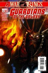 Marvel Comics's Guardians of the Galaxy Issue # 8