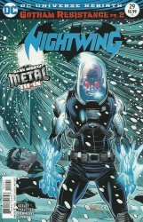 DC Comics's Nightwing Issue # 29b
