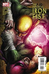 Marvel's The Immortal Iron Fist Issue # 26