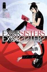 Image Comics's Exorsisters Issue # 1