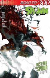 Image Comics's Spawn Issue # 297 - 2nd print