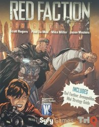 WildStorm's Red Faction: Armageddon  Issue # 0
