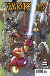 Marvel Comics's War of the Realms Issue # 2e