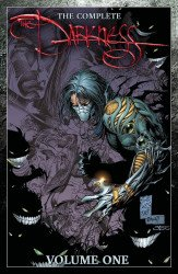 Top Cow's The Complete Darkness  Hard Cover # 1