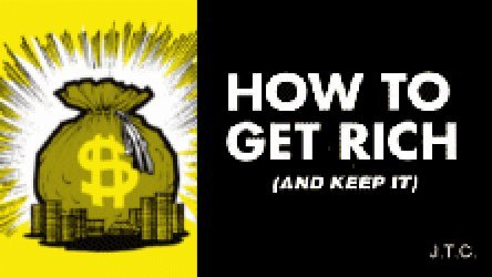 Chick Publications's How to Get Rich (and Keep it) Issue nn
