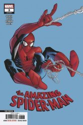 Marvel Comics's The Amazing Spider-Man Issue # 3 - 3rd print