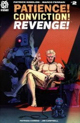 After-Shock Comics's Patience! Conviction! Revenge! Issue # 2