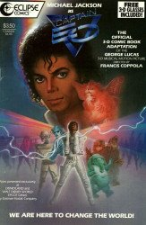 Eclipse Comics's Captain Eo 3-D Issue # 1b