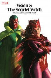 Marvel Comics's Vision & the Scarlet Witch: Saga of Wanda and Vision TPB # 1