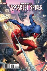 Marvel Comics's Ben Reilly: The Scarlet Spider Issue # 2b