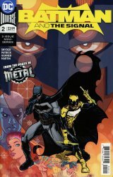 DC Comics's Batman and the Signal Issue # 2