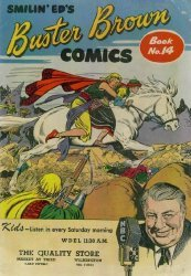Buster Brown Shoes's Buster Brown Comics Issue # 14quality