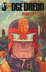 IDW Publishing's Judge Dredd: Mega-City Zero TPB # 1