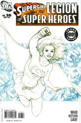 DC Comics's Supergirl and the Legion of Super-Heroes Issue # 16b