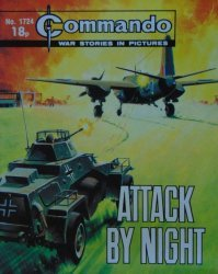D.C. Thomson & Co.'s Commando: War Stories in Pictures Issue # 1724