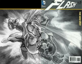 DC Comics's Flash Issue # 16b