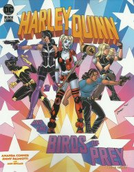 DC Black Label's Harley Quinn and the Birds of Prey Issue # 3