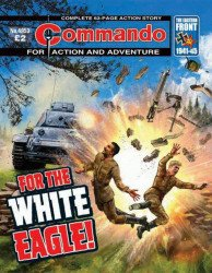 D.C. Thomson & Co.'s Commando: For Action and Adventure Issue # 4953