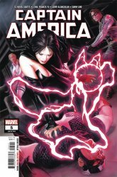 Marvel Comics's Captain America Issue # 5