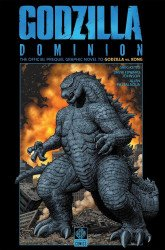 Legendary Comics's Godzilla: Dominion Soft Cover # 1