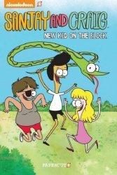 Papercutz's Sanjay and Craig Hard Cover # 2