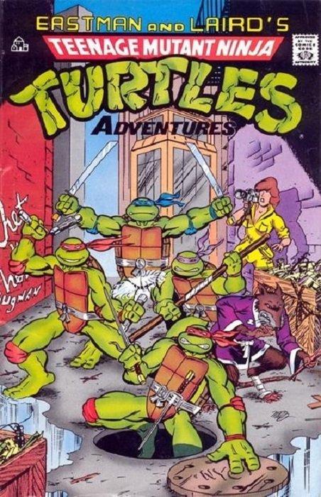 Teenage Mutant Ninja Turtles (1987 TV series, season 10 ...