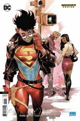 DC Comics's Young Justice Issue # 1f