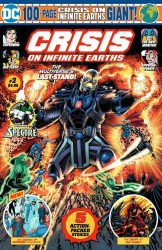 DC Comics's Crisis on Infinite Earths Giant Giant Size # 2direct edition