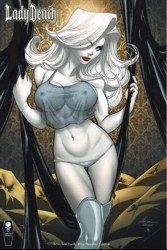 Coffin Comics's Lady Death: Scorched Earth Issue # 1d
