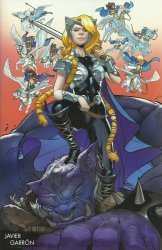 Marvel Comics's War of the Realms Issue # 2f
