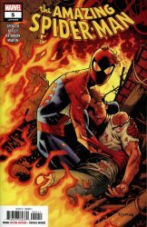Marvel Comics's The Amazing Spider-Man Issue # 5