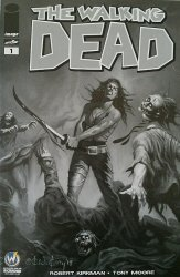 Image Comics's The Walking Dead Issue # 1wwrichmond-b