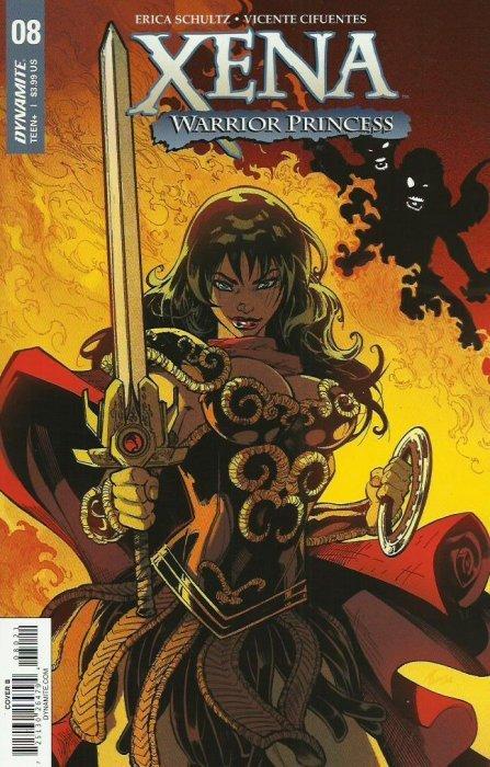 Xena Warrior Princess #1 Cvr B NM Dynamite, 2018