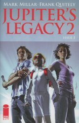 Image's Jupiter's Legacy 2 Issue # 1c