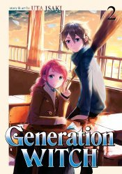 Seven Seas Entertainment's Generation Witch Soft Cover # 2