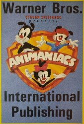 Warner World Wild Publishing's Animaniacs: International Publishing Issue nn