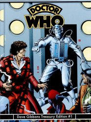 IDW Publishing's Doctor Who: Dave Gibbons Treasury Edition Issue # 1
